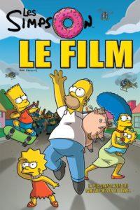 """Affiche du film """"Les Simpson : Le Film"""""""