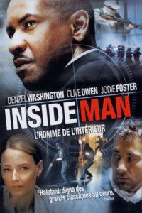 """Affiche du film """"Inside Man - L'homme de l'intérieur"""""""
