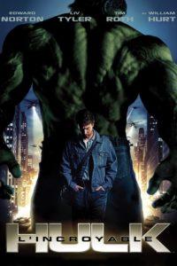 "Affiche du film ""L'Incroyable Hulk"""