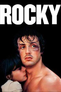"Affiche du film ""Rocky"""