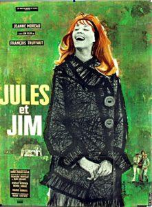 """Affiche du film """"Jules et Jim"""""""
