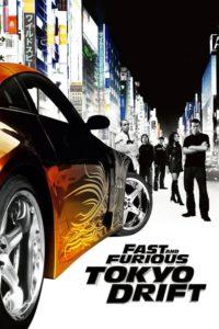 """Affiche du film """"Fast & Furious : Tokyo drift"""""""