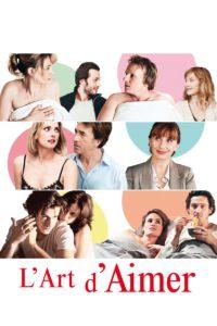 """Affiche du film """"L'art d'aimer"""""""