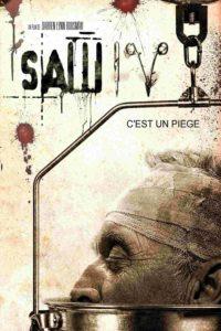 """Affiche du film """"Saw IV"""""""