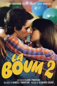 """Affiche du film """"La Boum 2"""""""