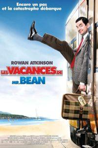 """Affiche du film """"Les vacances de Mr. Bean"""""""