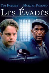 """Affiche du film """"Les Évadés"""""""