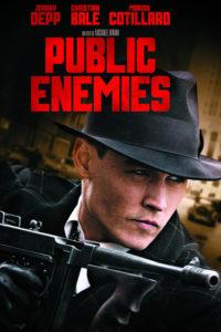 """Affiche du film """"Public Enemies"""""""