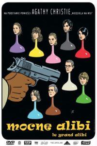 "Affiche du film ""Le Grand alibi"""