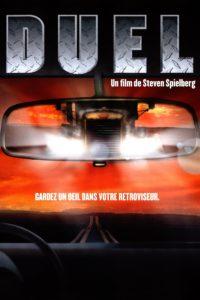 """Affiche du film """"Duel"""""""