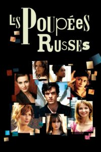 """Affiche du film """"Les Poupées Russes"""""""