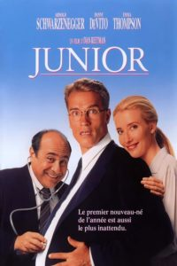 "Affiche du film ""Junior"""