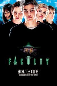 "Affiche du film ""The Faculty"""