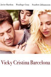 """Affiche du film """"Vicky Cristina Barcelona"""""""
