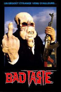 """Affiche du film """"Bad Taste"""""""