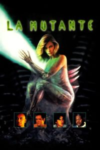 """Affiche du film """"La Mutante"""""""