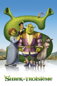 """Affiche du film """"Shrek le troisième"""""""