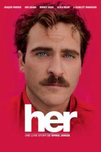 """Affiche du film """"Her"""""""