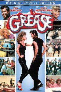 """Affiche du film """"Grease"""""""