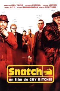 """Affiche du film """"Snatch, tu braques ou tu raques"""""""