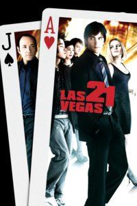 """Affiche du film """"Las Vegas 21"""""""