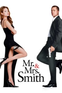 "Affiche du film ""Mr. & Mrs. Smith"""