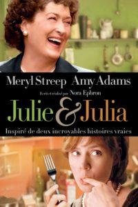 """Affiche du film """"Julie & Julia"""""""