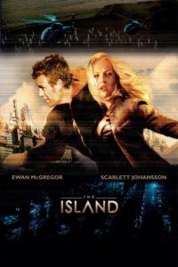 "Affiche du film ""The Island"""