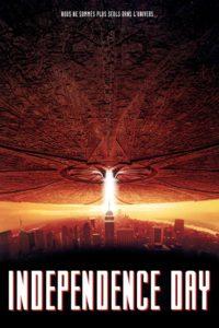 "Affiche du film ""Independence Day"""