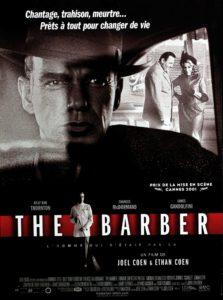 """Affiche du film """"The Barber : L'Homme qui n'était pas là"""""""