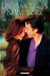 """Affiche du film """"Un amour à New York"""""""