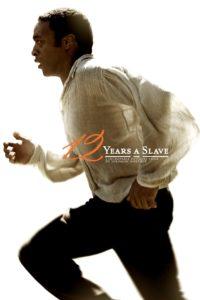 "Affiche du film ""12 Years a Slave"""