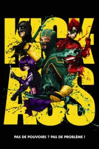 "Affiche du film ""Kick-Ass"""