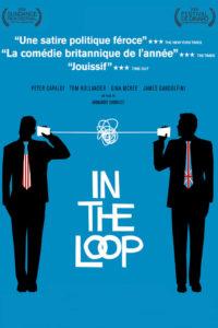 "Affiche du film ""In the loop"""