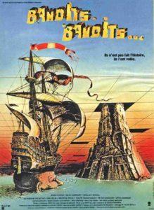 "Affiche du film ""Bandits, bandits"""