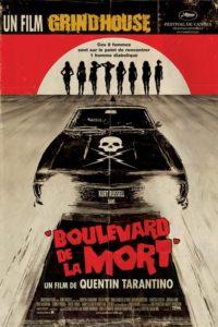 """Affiche du film """"Boulevard de la mort"""""""