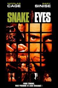 "Affiche du film ""Snake Eyes"""