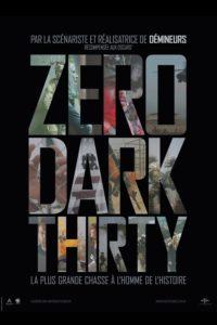 """Affiche du film """"Zero Dark Thirty"""""""