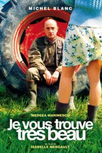 """Affiche du film """"Je vous trouve très beau"""""""