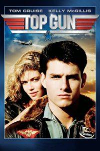 """Affiche du film """"Top Gun"""""""