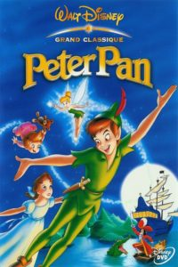 """Affiche du film """"Peter Pan"""""""