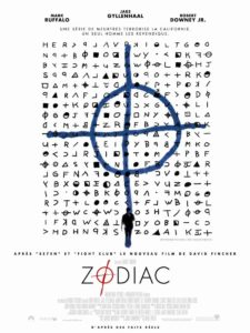 """Affiche du film """"Zodiac"""""""