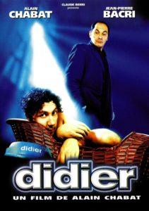 "Affiche du film ""Didier"""