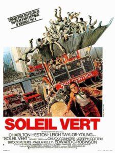 """Affiche du film """"Soleil vert"""""""
