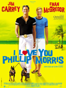 "Affiche du film ""I Love You Phillip Morris"""