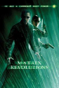 """Affiche du film """"Matrix Revolutions"""""""