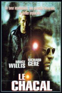 """Affiche du film """"Le Chacal"""""""