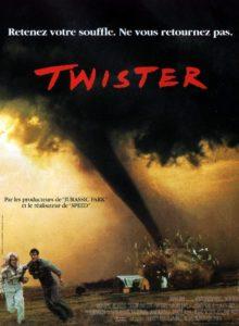 """Affiche du film """"Twister"""""""