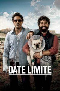 """Affiche du film """"Date limite"""""""