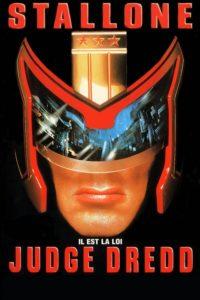 "Affiche du film ""Judge Dredd"""